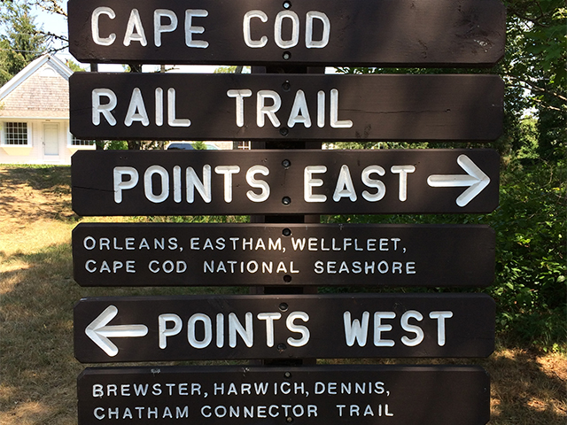 Cape Cod Biking, Cape Cod Bike Trails, Cape Cod Bicycling Trails, Cape Cod Hiking, Cape Cod Biking Trails